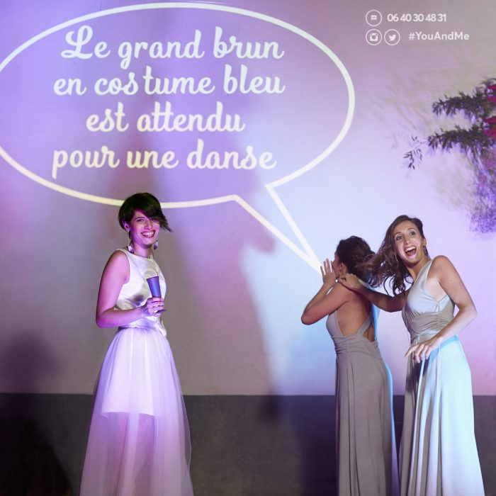 Interactive Wall pour vos mariages